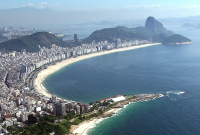 Copacabana Vista Panoramica