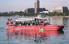 Boston Duck Tours - Agua