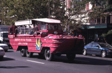 Boston Duck Tours - Tierra